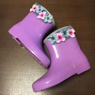 ☆パンパンチュチュ ☆18cmレインブーツ☆(長靴/レインシューズ)