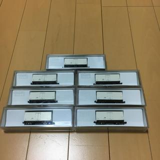 カトー(KATO`)のto-ma様専用 Nゲージ カトー  8006 レ12000 7個セット(鉄道模型)