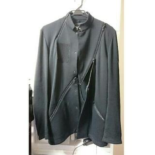 ワイスリー(Y-3)のY-3 ワイスリー 17ss ジップジャケット 美品(テーラードジャケット)