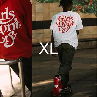 ナイキ(NIKE)のnike sb girls don't cry logo tee XL(Tシャツ/カットソー(半袖/袖なし))