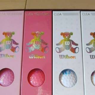 ウィルソン(wilson)のWilsonゴルフボール 12個入り(その他)