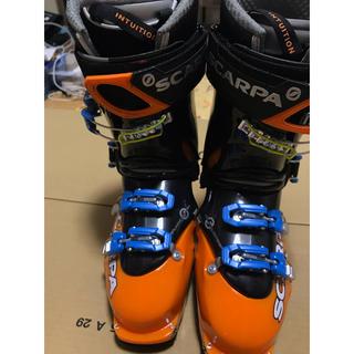 スカルパ(SCARPA)のスカルパ  マエストラーレ  山スキー バックカントリー(ブーツ)