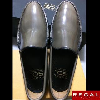 リーガル(REGAL)のREGAL 50周年 記念 限定モデル コブラバンプ(スリッポン/モカシン)
