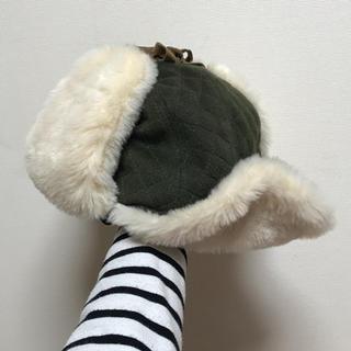 イーハイフンワールドギャラリー(E hyphen world gallery)のE hyphenworld gallery  三戸なつめコラボ帽子(ハンチング/ベレー帽)
