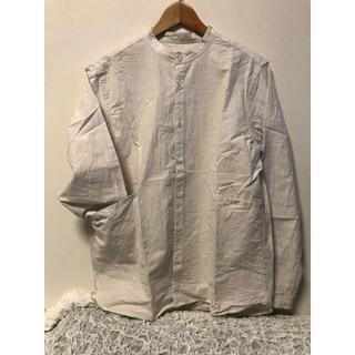 ネストローブ(nest Robe)のぴょこん様専用 未使用品 nest robe CONFECT 17AWコットンシ(シャツ)