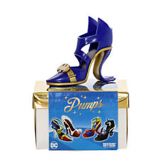 DC comics pumps☆パンプスコレクション☆バットガール(アメコミ)