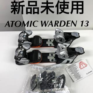 アトミック(ATOMIC)のATOMIC WARDEN 13 MNC ブレーキ100mm 新品未使用(ビンディング)