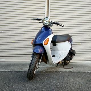 レッツ4パレット 防犯アラーム付 4ストFI 原付 スクーター 大阪 枚方市から(車体)