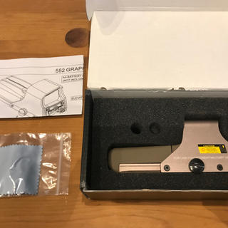 EOTech 552タイプ ホロサイト/TAN&GOLD(カスタムパーツ)