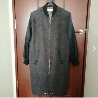 ルカ(LUCA)のolta design garments ライダース ロングma1(ブルゾン)
