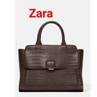 ザラ(ZARA)のZARAクロックハンドバッグショルダーバッグ(ハンドバッグ)