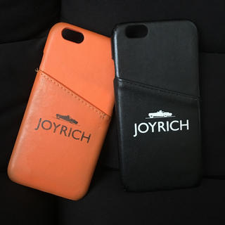 JOYRICH iPhoneケース 2点セット☆