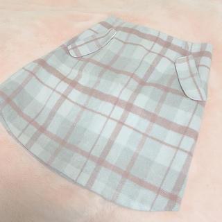 ワンアフターアナザーナイスクラップ(one after another NICE CLAUP)の♡ NICE CLAUP スカート ♡(ミニスカート)