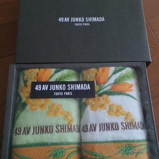 ジュンコシマダ(JUNKO SHIMADA)の未使用 JUNKO SHIMADA ハンドタオル(タオル/バス用品)