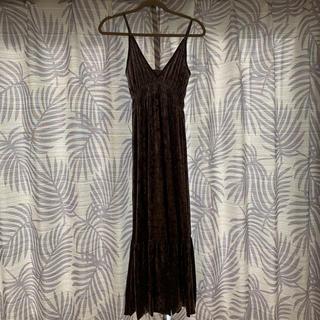 ザラ(ZARA)のZARA ドレス(ロングドレス)