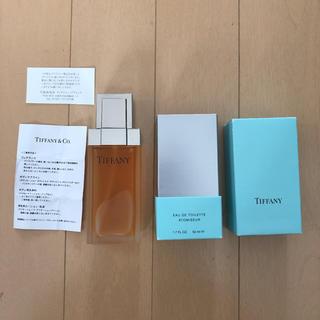ティファニー(Tiffany & Co.)のティファニー オード トワレ アトマイザー 香水‼️(その他)