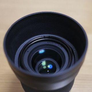 シグマ(SIGMA)の【美品】SIGMA 30mm F1.4 DC DN 単焦点レンズ(レンズ(単焦点))