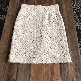デミルクスビームス(Demi-Luxe BEAMS)の【デミルクス ビームス】タイトスカート(ひざ丈スカート)