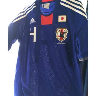 アディダス(adidas)の日本代表ユニフォーム 闘莉王(応援グッズ)