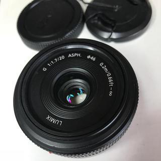 Panasonic - 神レンズ!ルミックスG20mm F1.7