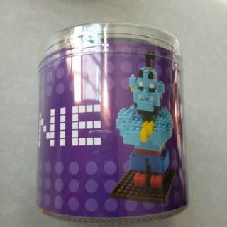 ディズニー(Disney)のアラジンナノブロック(模型/プラモデル)