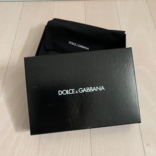 ドルチェアンドガッバーナ(DOLCE&GABBANA)のDOLCE&GABBANA箱(その他)