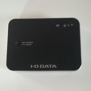 アイオーデータ(IODATA)のポケドラ WFS-SR02 本体のみ(その他)