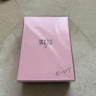 トリプルエー(AAA)のNissy 西島隆弘 HOCUS POCUS DVD 未開封  (ポップス/ロック(邦楽))