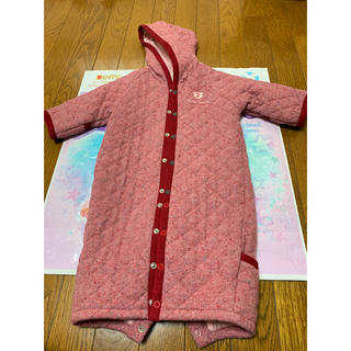 コンビミニ(Combi mini)の美品❤️赤ちゃんの城❤️カバーオール・ロンパース・おくるみ❤️サイズ50〜80(カバーオール)