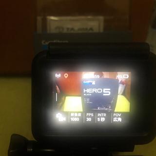 ゴープロ(GoPro)のGopro hero5  おにち様専用(デジタル一眼)