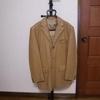 コムサコレクション(COMME ÇA COLLECTION)のコムサコレクション 羊革ジャケット(レザージャケット)