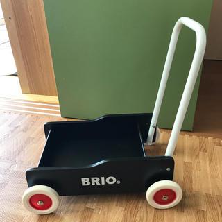 ブリオ(BRIO)のBRIO 手押し車(手押し車/カタカタ)