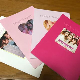 ハニーミーハニー(Honey mi Honey)のHONEY MI HONEY  コレクションブック(その他)