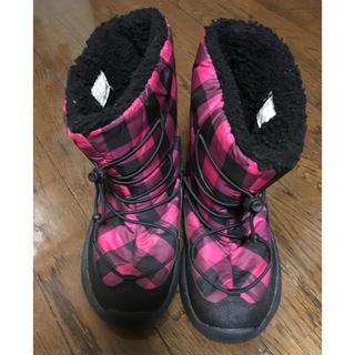 ジーティーホーキンス(G.T. HAWKINS)の寒い季節の必需品‼️子供用スノーブーツ(ブーツ)