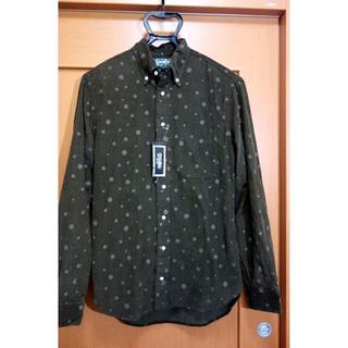 インディヴィジュアライズドシャツ(INDIVIDUALIZED SHIRTS)の【新品】ギットマン 水玉柄コーデュロイボタンダウンシャツ Gitman Bros(シャツ)