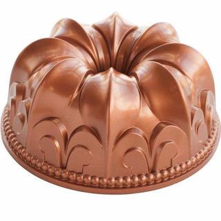 ウィリアムズソノマ(Williams-Sonoma)の◎新品 ノルディックウェア バントケーキ型 Nordic Ware 10カップ(調理道具/製菓道具)