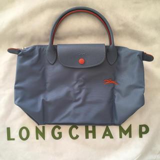 3260260caa7c ロンシャン(LONGCHAMP)の新品 未使用 ロンシャン プリアージュ クラブ Sサイズ ブルーミスト