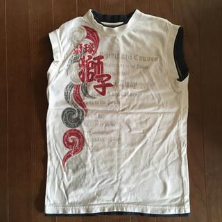 しまむら - 男児 ランニングシャツ 130