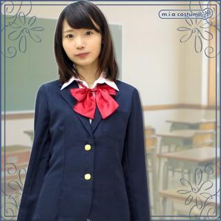 ★新品★紺ブレグラフィティ 色:紺 サイズ:M ブレザー 制服 コスプレ(衣装一式)
