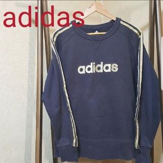 アディダス(adidas)のアディダス adidas トレーナー クルーネック スウェット(スウェット)