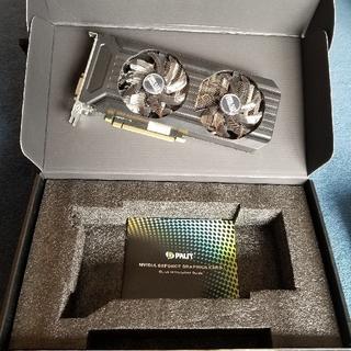 GEFORCE GTX1060 DUAL(Palit)(PCパーツ)