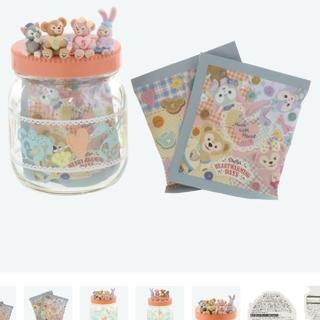 ディズニー(Disney)のキャラメルラテ ガラス瓶 Disney(茶)
