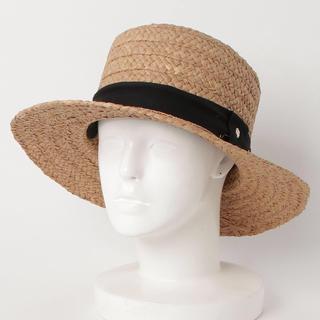 ヘレンカミンスキー(HELEN KAMINSKI)のヘレンカミンスキー  カンカン帽 KATE(麦わら帽子/ストローハット)