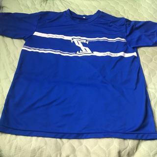アクアブルー(Aqua blue)の新庄剛志 × AQUA BLUE Tシャツ(Tシャツ/カットソー(半袖/袖なし))