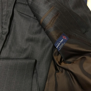 アルティザン(ARTISAN)の上質 アルチザン × ゼニア トラベラー生地 グレー スーツ(セットアップ)