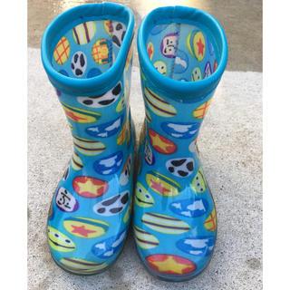 ディズニー(Disney)のトイストーリー★ 15センチ 長靴 レインブーツ(長靴/レインシューズ)