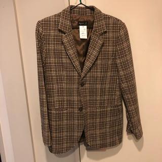 アニエスベー(agnes b.)のアニエス メンズジャケット S 36 フランス製(テーラードジャケット)