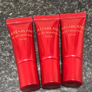 アスタブラン(ASTABLANC)のアスタブラン Wリフトセンセーション 3本 美容液(美容液)