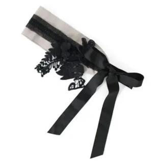 ミナペルホネン(mina perhonen)のminä perhonen ベッドドレス*ヒトミシノヤマデザイン(ヘアバンド)