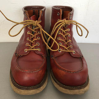 レッドウィング(REDWING)のレッドウィング アイリッシュセッター  24センチ(ブーツ)